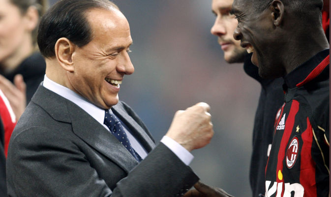 Berlusconi: «Seedorf non  è in discussione, resta»