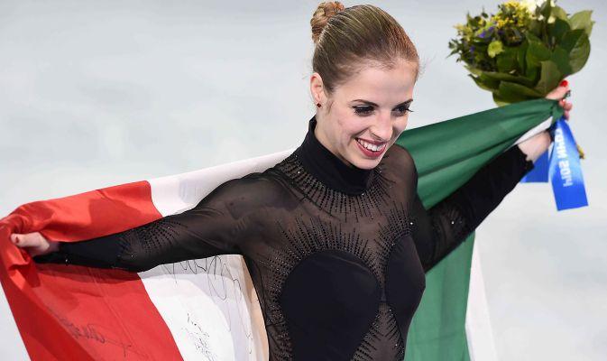 Carolina Kotner Sochi 2014