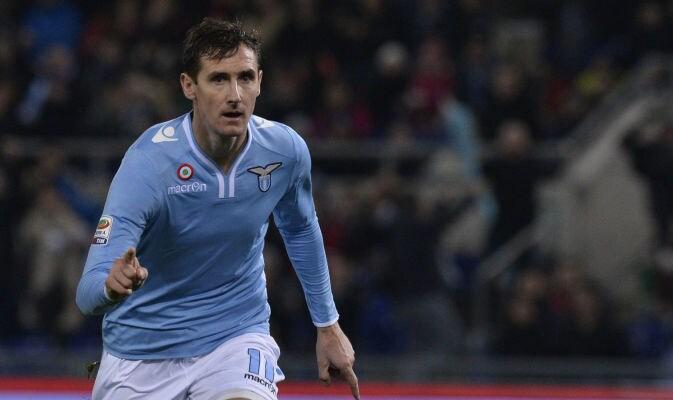 Lazio-Klose: ora c'è gelo sul rinnovo del contratto