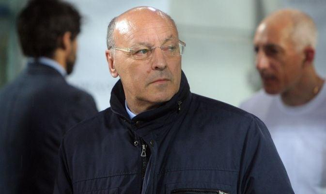 Juve, Marotta: «Faremo di tutto per tenere Conte»