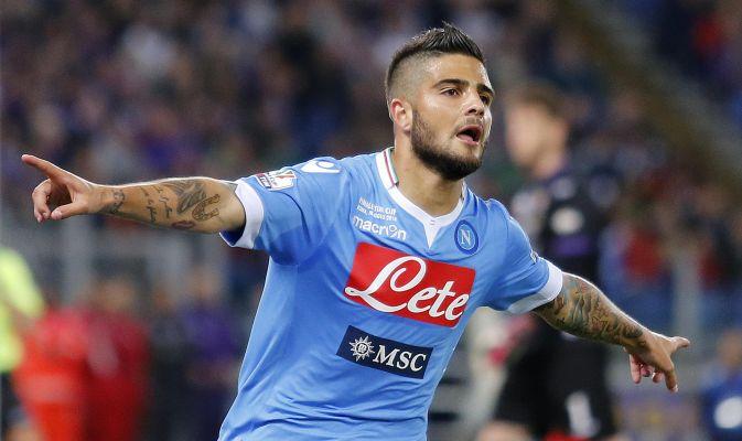 Napoli, Insigne seguito da Tottenham e Arsenal