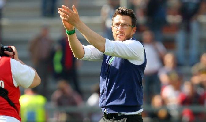 Calciomercato Fiorentina, dopo Montella spunta l'ipotesi Di Francesco