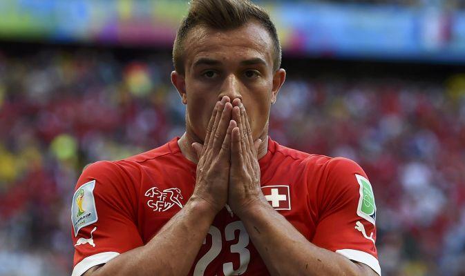 Shaqiri, il fratello lo blinda: «Vogliamo il rinnovo col Bayern»