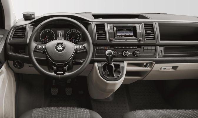 Volkswagen Transporter 6, la nuova generazione