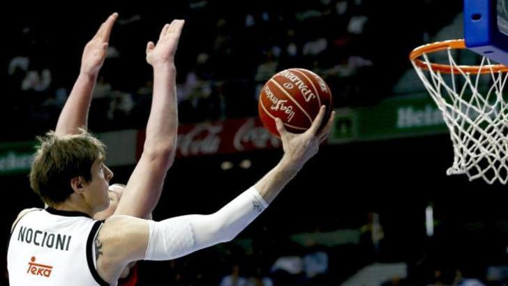 Nocioni abbatte i turchi, la finale è Real-Olympiacos
