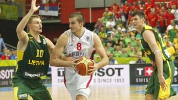 Eurolega, Nemanja Bjelica vince il titolo di MVP