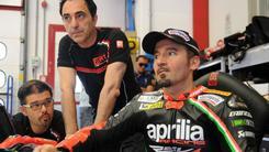 Superbike, Biaggi a Misano: non sono 'rumors'