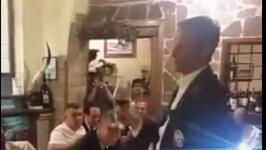 Juve, Allegri: discorso alla squadra dopo la vittoria della Coppa Italia
