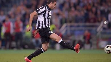 Juventus, Matri: «Contro la Lazio il mio gol più importante»