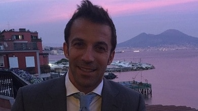 Cori contro il Napoli, Del Piero risponde su Instagram