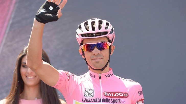 Giro d'Italia, tappa a Modolo. Contador ancora maglia rosa