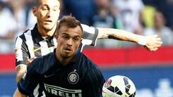 Inter, il sacrificio di Shaqiri