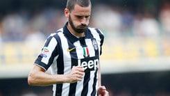 Juve, su Bonucci continua il pressing del Real Madrid