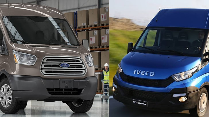 Tecnologia e sicurezza, Ford batte Iveco