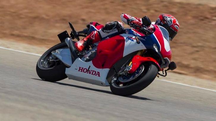 Honda Motogp Stradale Da 188 000 Euro Tuttosport