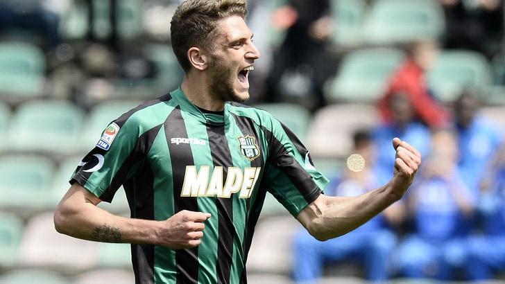 Juve-Sassuolo, c'è l'accordo su Berardi