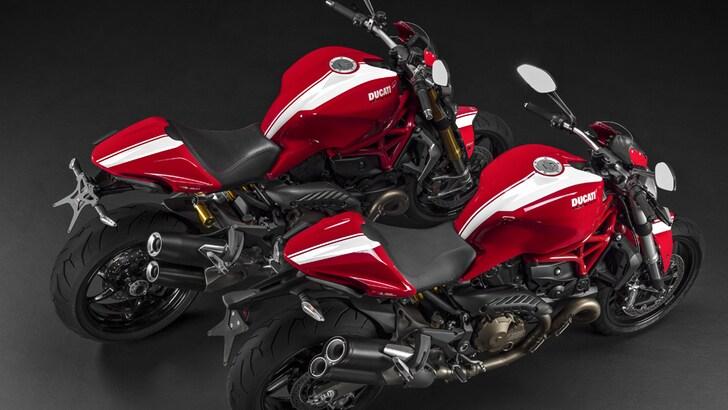 """Ducati: ecco il Monster """"cattivo"""""""