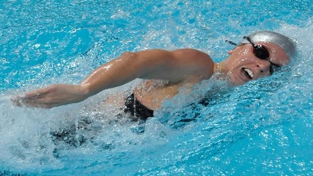 Doping nuoto, postiva la Palmer: salterà i Mondiali