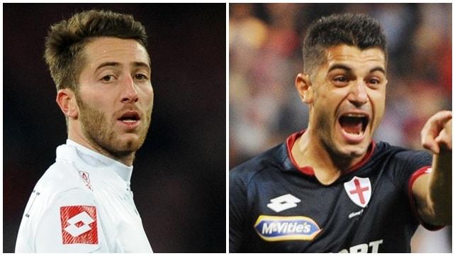 Roma, primi due colpi: ecco Bertolacci e Iago Falque