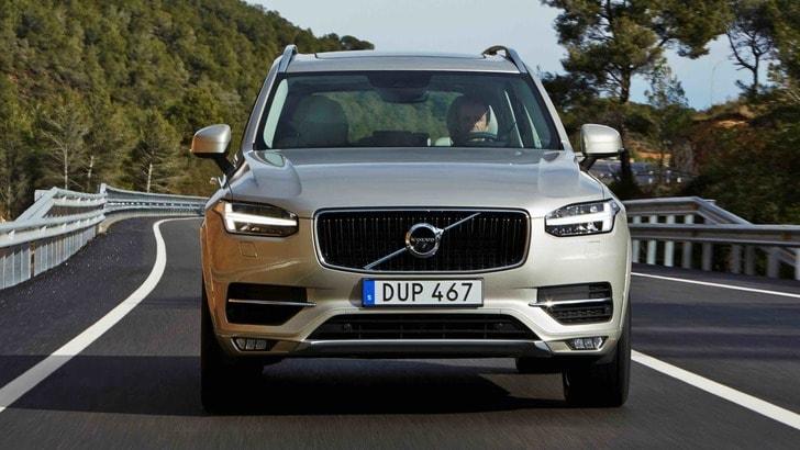 Volvo: la XC90 è come Supercar