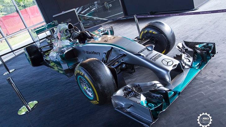 Monza celebra Agostini e la Formula 1