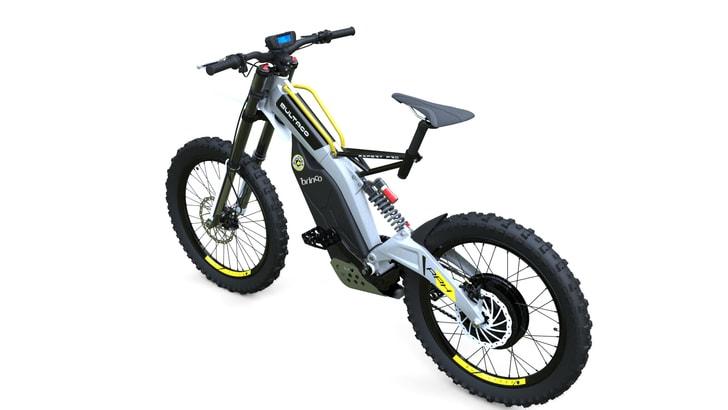 Bultaco presenta la moto-bici