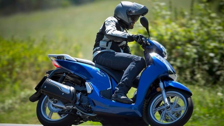 Honda SH300i ABS: la prova su strada