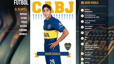 Ecco chi è Vadalà, il '97 che il Boca dà alla Juve per Tevez