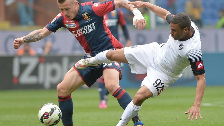 Sampdoria, in pole per Gregoire Defrel