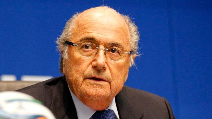 Incredibile Blatter: «Mai dimesso!»