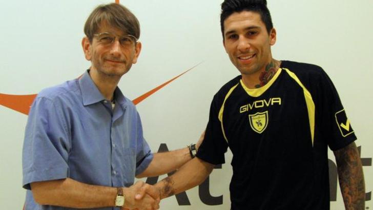 Chievo-Castro: è ufficiale. Triennale per l'ex Catania
