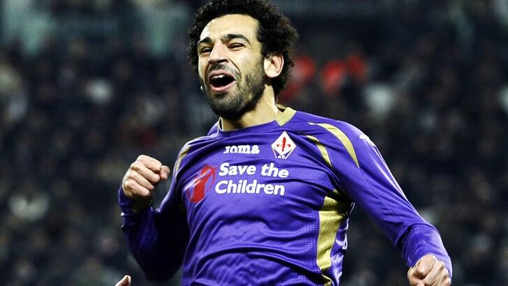Fiorentina, aumentata l'offerta a Salah