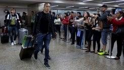 Inter, Miranda a Milano per le visite mediche