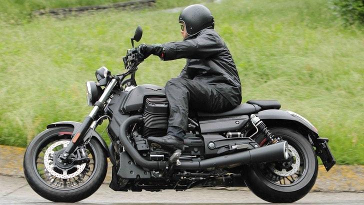 """Moto Guzzi Audace: l'anima """"nera"""" di Mandello"""