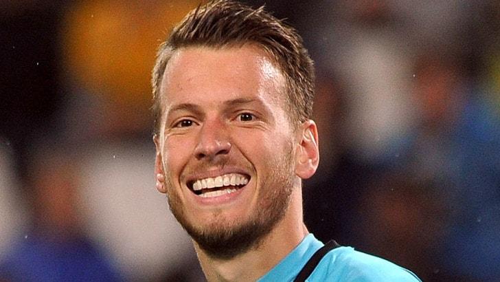 Neto: è ufficiale alla Juve.Firma fino al '19 a 2,2 milioni