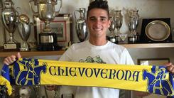 Chievo, la Juve conferma il prestito di Mattiello