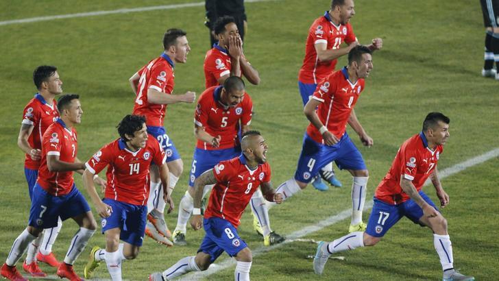 Vidal si prende la Coppa America: il Cile batte l'Argentina 4-1 ai rigori