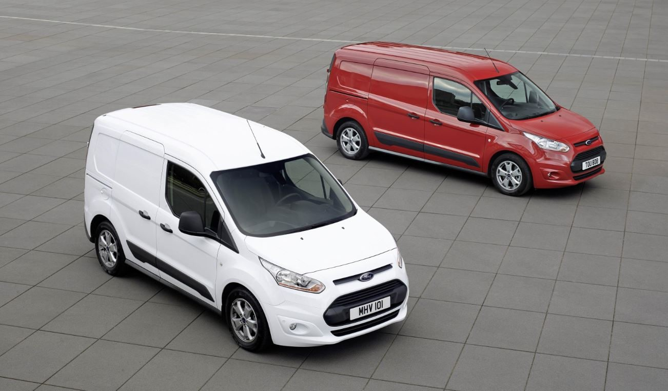 Ford Transit Connect, il furgoncino hi-tech