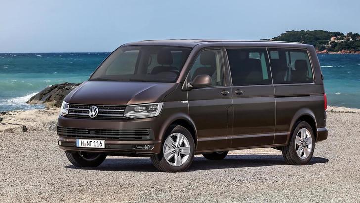 Volkswagen transporter arriva a settembre foto e prezzi for Furgone anni 70 volkswagen