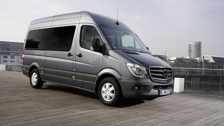 Mercedes-Benz Sprinter: ecco Executive e Pro