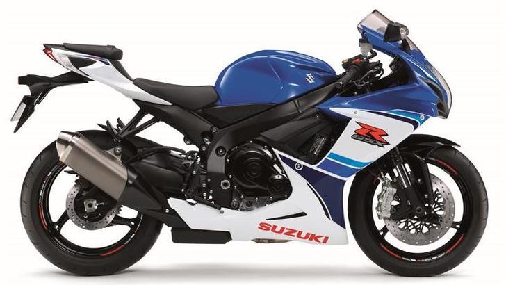Suzuki GSX-R Anniversary, la Limited Edition per i 30 anni