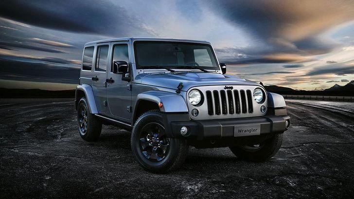 Jeep Wrangler Black Edition, aperti gli ordini per la All Black