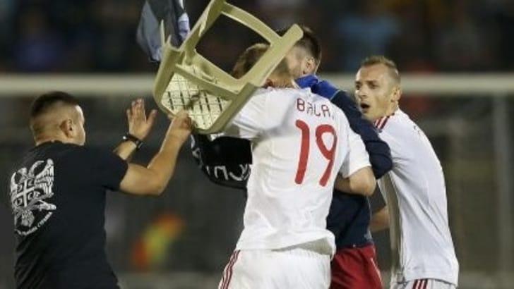 Serbia-Albania, Tas dà vittoria a Tirana. Europei più vicini