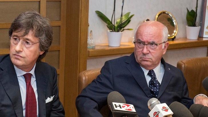 Cagliari manda lettera a Procura: «Sospendete la Serie A»