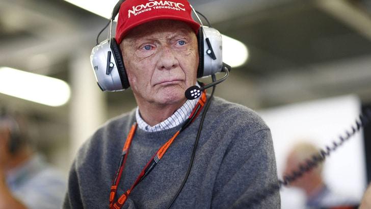 F1, Lauda: «Ora sono in Mercedes, ma la Ferrari è speciale»