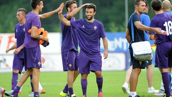 Fiorentina, sprint per Milinkovic-Savic
