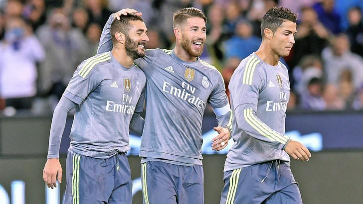 Il Real Madrid fa poker al City