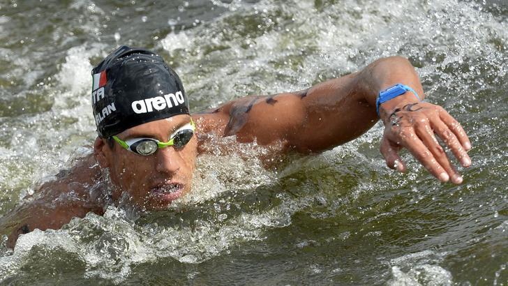 Mondiali di nuoto, arriva la prima medaglia con Furlan