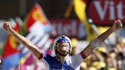 Tour de France, Pinot conquista la 20ª tappa