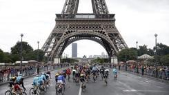 Tour de France, tappa neutralizzata per pioggia